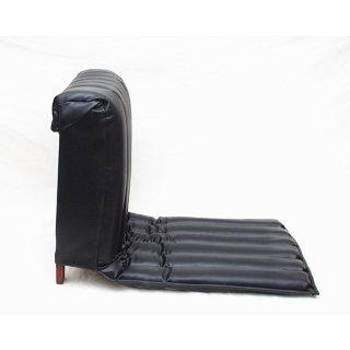 Sitzpolster schwarz breit (TM/Elastik) Seitenwagen