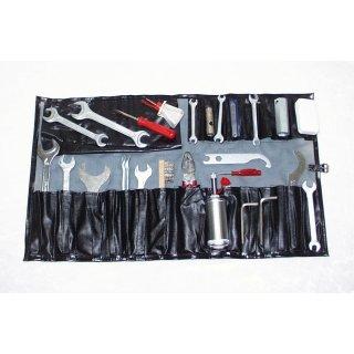 Werkzeugset 26-teilig mit Wickeltasche