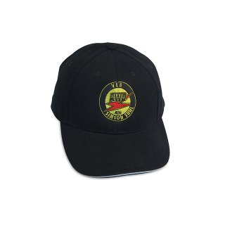 "Basecap mit Schriftzug ""AWO"" schwarz"