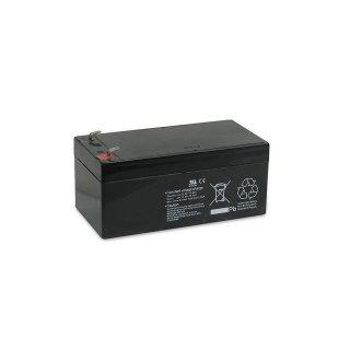 Batterie 12V 3,2Ah (Vlies - wartungsfrei) (für Umbausatz Leergehäuse) AWO