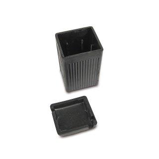 Batteriegehäuse / Leergehäuse mit Deckel (für Umbausatz) AWO, MZ, BMW, EMW, NSU, IWL