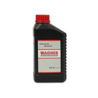 Motorenöl (4 Takt) Wagner (SAE 20) unlegiert (1,00 Liter)