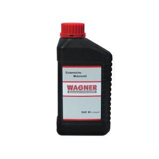 Motorenöl (4 Takt) Wagner (SAE 50) unlegiert (1,00 Liter)