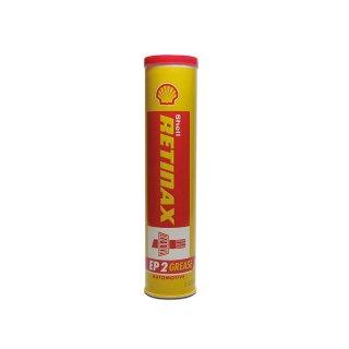 Fett / Mehrzweckfett Shell Patrone (400g)