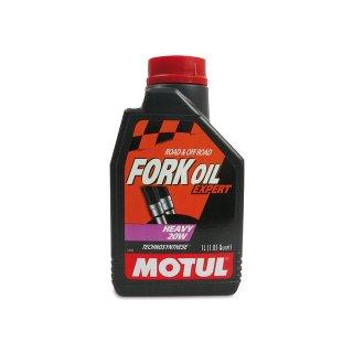 Telegabelöl / Stoßdämpferöl MOTUL (20W) Heavy (1,00 Liter)