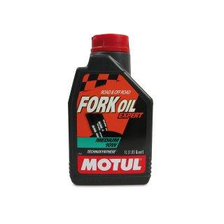 Telegabelöl / Stoßdämpferöl MOTUL (10W) Medium (1,00 Liter)