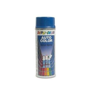Spray Dupli-Color - Farbspray blau / enzianblau Acryl RAL 5010 seidenmatt DDR-Look (Spraydose 400ml)