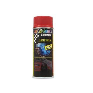 Spray - Farbspray - rot (Thermo- Lack bis 300°C) - 400ml - Dupli*