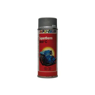 Spray - Farbspray - silber (Thermo Lack bis 800°C) - 400ml - Dupli*